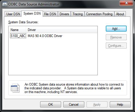 FAQ ID # 78 - DataPlus 4 0 Sage 100 - Messages