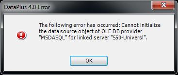 FAQ ID # 80 - DataPlus 4 0 Sage 50 CA - Messages